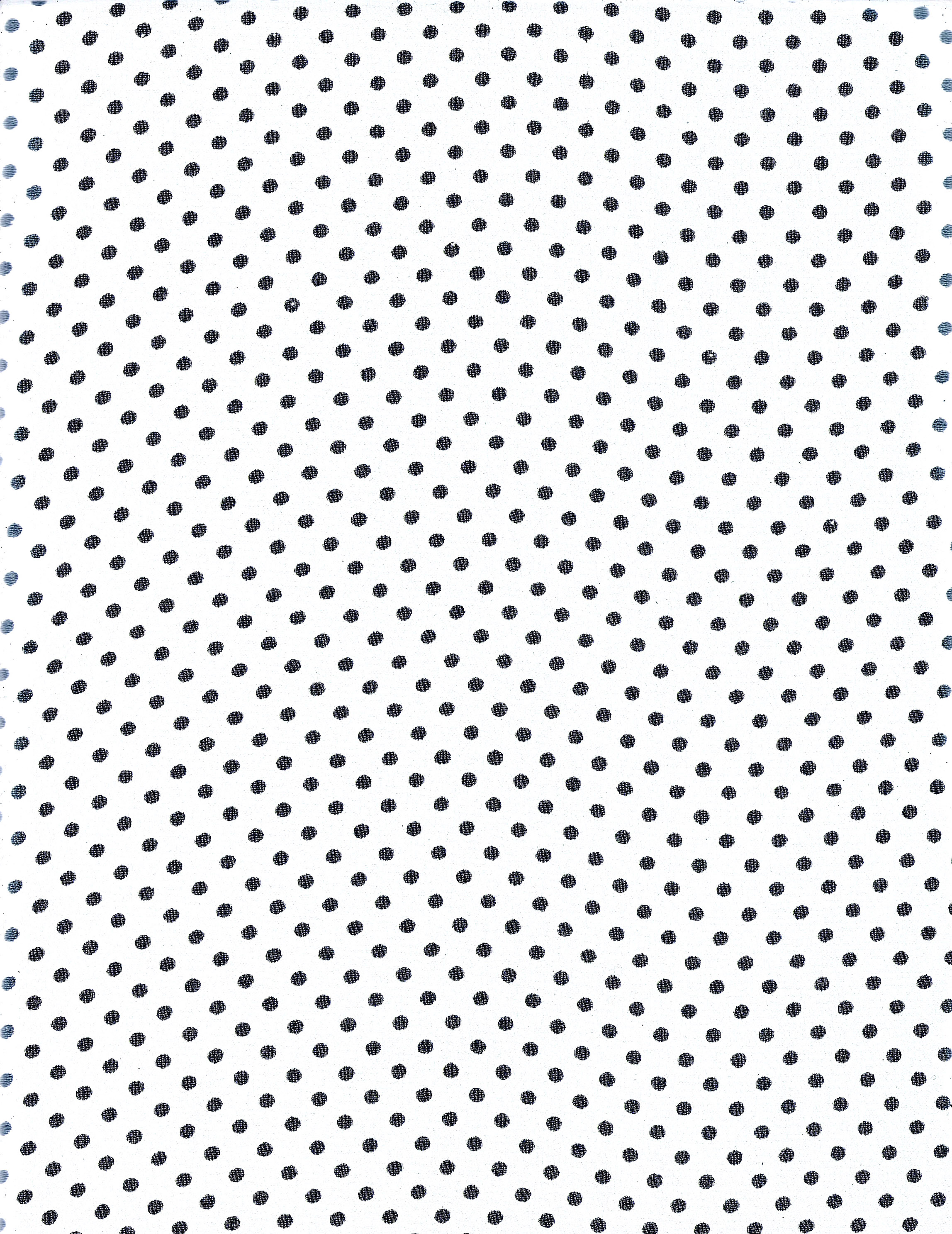 Pics photos wallpaper polka dots in black and white